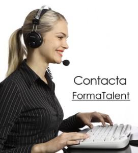 Contacta con FormaTalent
