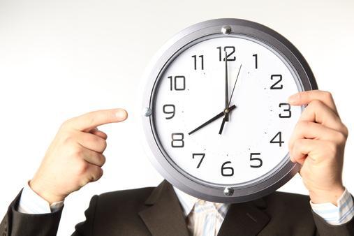 Organizacion del Tiempo