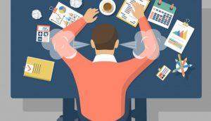 prevención estrés laboral
