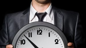 formaciones organización tiempo