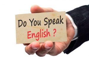Curso de inglés en Madrid