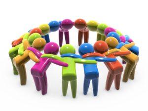 Organizar equipos trabajo